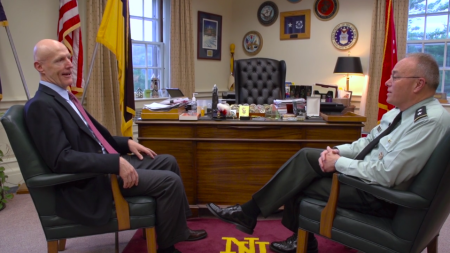 Norwich University, oldest private U.S. military college, benefits from Transcendental Meditation