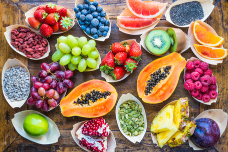 Nutritional Diet List