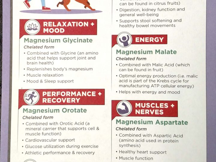 What Magnesium is Right For You?