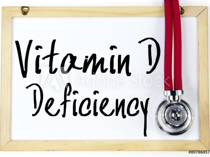 High BP linked to Childhood Vitamin D Deficiency